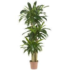 artificial trees wayfair ficus tree in decorative vase loversiq