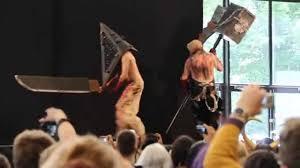 Pyramid Head Halloween Costume Antwerp Pyramid Head Executioner