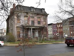 lafayette square retro baltimore now and then pictures sellers mansion