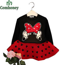 popular minnie mouse printed tracksuit buy cheap minnie mouse