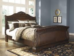 astoria grand chapell sleigh bed u0026 reviews wayfair
