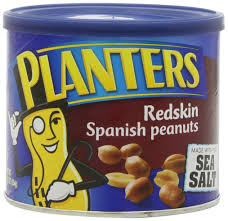 amazon com planters spanish redskin peanuts 12 5 oz pack of 12