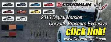 digital corvette forum 2016 corvette digital brochure corvetteforum chevrolet