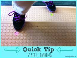 How To Train For Stair Climb by Child Development Quick Tip Stair Climbing The Inspired Treehouse