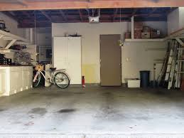 diy dithering garage renovation project