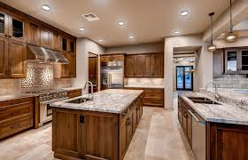 Mission Style Kitchen Island by 37 Craftsman Kitchens With Beautiful Cabinets Designing Idea