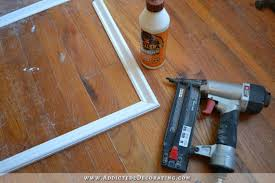 Molding For Wainscoting How To Install Picture Frame Moulding The Easiest Wainscoting