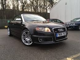 used 2006 audi a4 4 2 rs4 quattro 2d 420 bhp costume exhaust just