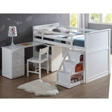 loft bunk u0026 loft beds you u0027ll love wayfair