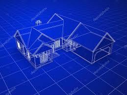 blue print house blueprint house u2014 stock photo filmstroemstock 11770796