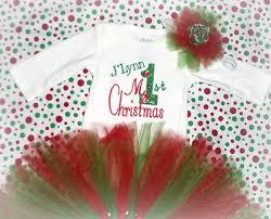 my christmas baby girl baby s christmas collection on ebay