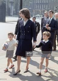 john f kennedy junior jacqueline kennedy and family in london pictures getty images