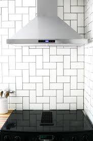 How To Install Subway Tile Kitchen Backsplash by Straight Herringbone Tile Backsplash Tutorial Herringbone