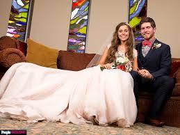 jessa duggar married ben seewald today