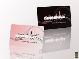 Business Cards Hair Stylist Hair Stylist Business Card By W 3r D On Deviantart