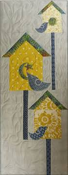 birdhouse quilt pattern birds and birdhouse quilt i absolutely love it quilts quilts
