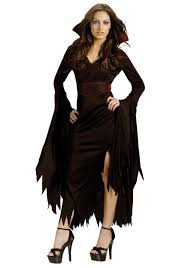 Vampire Looks For Halloween Women U0027s Gothic Vamp Costume