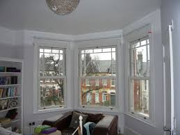 Best Blinds For Bay Windows Plain Blackout Blinds For Bay Windows In Design Decorating