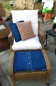 patio chair cushion slipcovers outdoor cushion slipcovers outdoor furniture cushion slipcovers