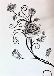 roses and vines tattoo designs 1000 images about tattoos u003c3 on