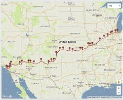 Amtrak Usa Map by Trainspotting With The Man Who Runs Amtrak Foto Grande
