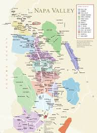 Temecula Winery Map Map Of California Wine Growing Regions You Can See A Map Of Many