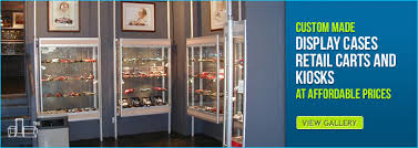 Display Cabinets Edmonton Custom Display Cases Custom Showcases Display Cases Showcases