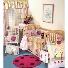 ladybug bedroom ladybug crib bedding decor home inspirations design cute and
