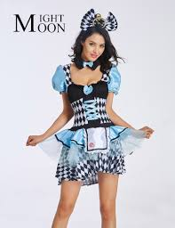 online get cheap blue alice costume aliexpress com alibaba group
