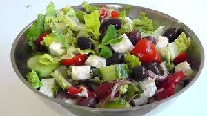 greek salad easy to make recipe enjoy youtube