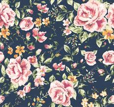 classic wallpaper seamless vintage flower seamless classic wallpaper vintage flower pattern background stock