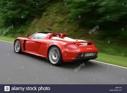 convertible porsche red car porsche carrera gt model year 2003 convertible red test