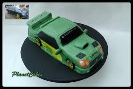 subaru green green subaru cake cakecentral com
