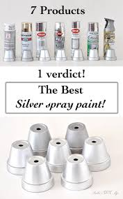 which is the best silver spray paint silver spray paint silver