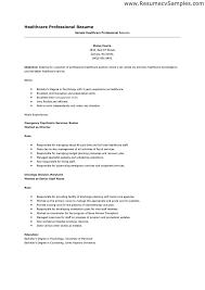 Entry Level Health Care Resume Example   healthcare resume templates Example Resume And Cover Letter   ipnodns ru
