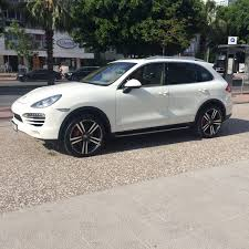 Porsche Cayenne Limo - private transfer in antalya luxury transfer vip transfers