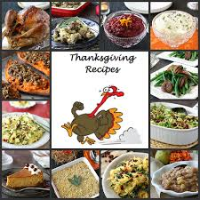 my favorite thanksgiving recipes turkey to side dish dessert