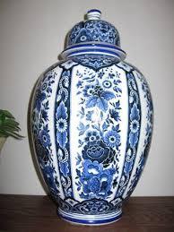 What Is Ginger Jars Chicago Antiques Guide Delfia Delft Ginger Jar