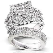 diamond wedding ring sets for top 60 best engagement rings for any taste budget