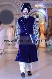 wedding collection for mens bridal couture week 2013 designer arsalan iqbal groom wears mens