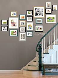 Stairway Wall Decor Staircase Wall Decorating Ideas