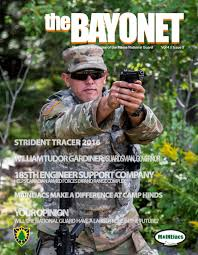 the bayonet september 2016 by maine national guard issuu