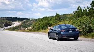 2016 hyundai sonata hybrid test drive review