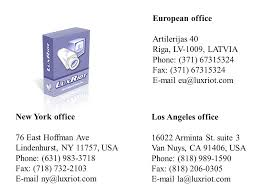 usa 2 sales and technical support offices europe sales and