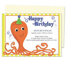 23 best kids birthday party invitation templates images on