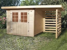 gartenhaus design flachdach schone design bauhaus gartenhaus flachdach pavillonholz deko ideen