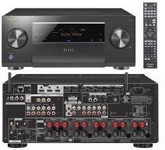 pioneer amplifier home theater pioneer u0027s elite sc 95 97 99 av receivers