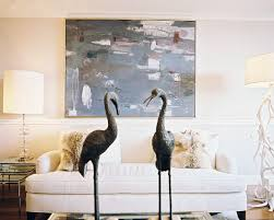 Pictures Of Livingrooms Decorating With Antlers Design Inspiration Lonny