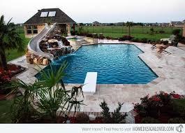 Swimming Pool Backyard Designs by 32 Best Backyard Pool Ideas Images On Pinterest Pool Ideas