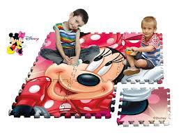 tappeto puzzle disney minnie tappeto puzzle gomma 90x90 vendita all ingrosso